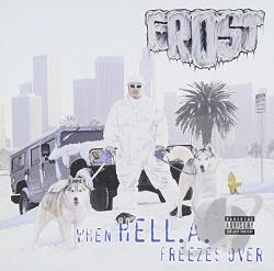 Frost - When Hell. A. Freezes Over CD Cover Art