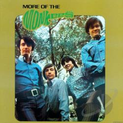 Monkees - More of the Monkees LP Cover Art