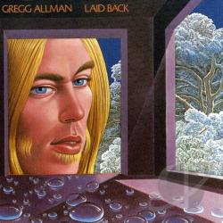 Allman, Gregg - Laid Back CD Cover Art