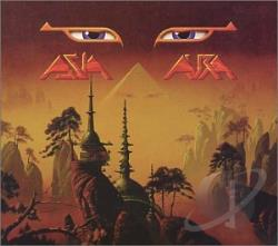 Asia - Aura CD Cover Art