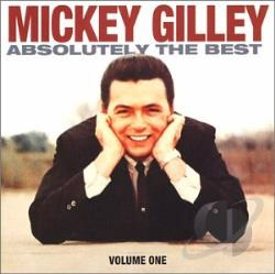 Gilley, Mickey - Absolutely The Best Vol. 1 CD Cover Art