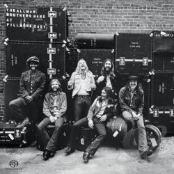 Allman Brothers Band - Live At Fillmore East CD Cover Art