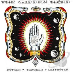 Hidden Hand - Mother Teacher Destroyer CD Cover Art