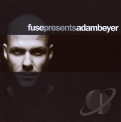 Beyer, Adam - Fuse Presents Adam Beyer CD Cover Art
