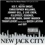 New Jack City Soundtrack - Music From the Motion Picture New Jack City DB Cover Art