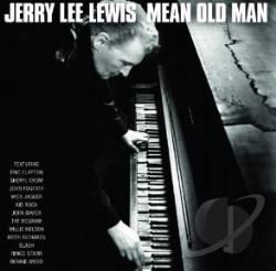 Lewis, Jerry Lee - Mean Old Man CD Cover Art