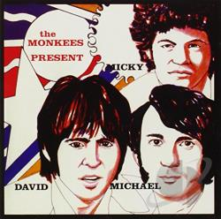 Monkees - Monkees Present CD Cover Art