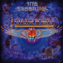 Journey - Essential Journey CD Cover Art