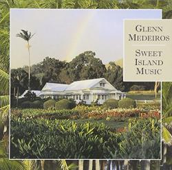 Medeiros, Glenn - Sweet Island Music CD Cover Art