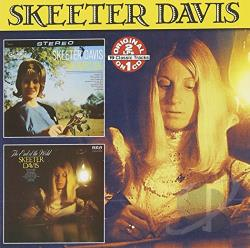 Davis, Skeeter - Blueberry Hill/End Of The World CD Cover Art