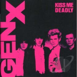 Generation X - Kiss Me Deadly CD Cover Art
