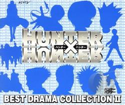 Hunter X Hunter: Best Drama Collection CD Cover Art