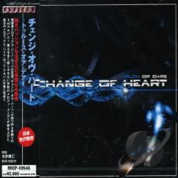 Change Of Heart - Truth or Dare CD Cover Art