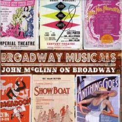 McGlinn, John - Broadway Musicals: John McGlinn on Broadway CD Cover Art