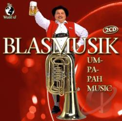 World of Blasmusik CD Cover Art