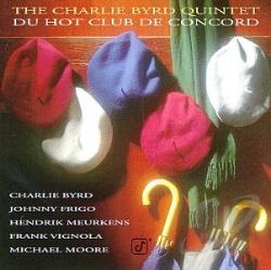 Charlie Byrd Quintet - Du Hot Club De Concord CD Cover Art