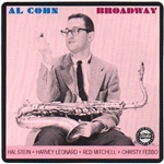 Cohn, Al - Broadway CD Cover Art