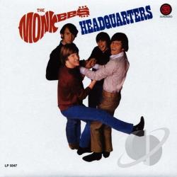Monkees - Headquarters LP Cover Art