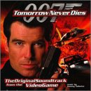 Tommorow Never Dies-Video Game - Tomorrow Never Dies CD Cover Art