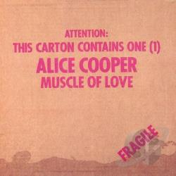 Cooper, Alice - Muscle of Love CD Cover Art