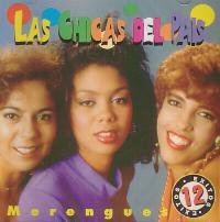 Las Chicas Del Paris - 12 Exitos CD Cover Art