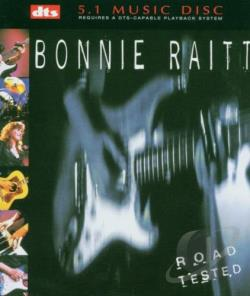 Raitt, Bonnie - Road Tested DVA Cover Art