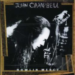 Campbell, John - Howlin' Mercy CD Cover Art