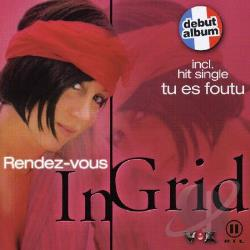 Ingrid - Rendez-Vous CD Cover Art