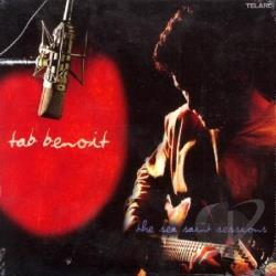 Benoit, Tab - Sea Saint Sessions CD Cover Art