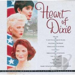 Heart Of Dixie CD Cover Art