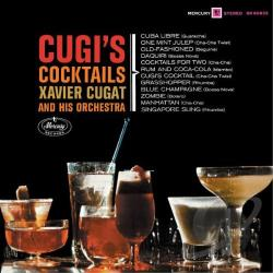 Cugat, Xavier - Cugi's Cocktails CD Cover Art