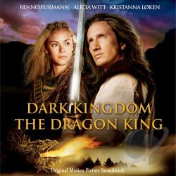 Dark Kingdom: The Dragon King CD Cover Art