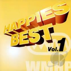 Happies Best!! CD Cover Art