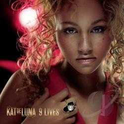 Deluna, Kat - 9 Lives CD Cover Art