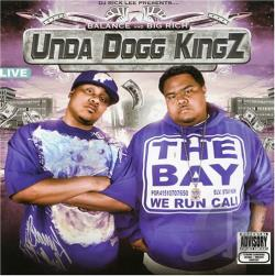 Balance - Unda Dogg Kingz CD Cover Art