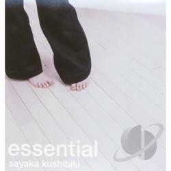 Kushibiki, Sayaka - Essential CD Cover Art