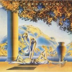 Moody Blues - Present CD Cover Art