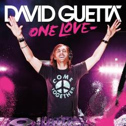 Guetta, David - One Love CD Cover Art