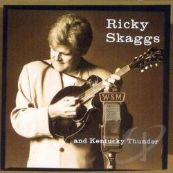 Skaggs, Ricky - Bluegrass Rules! CD Cover Art