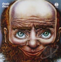 Gentle Giant - Gentle Giant CD Cover Art
