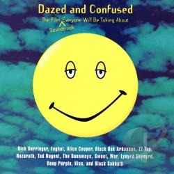 Dazed and Confused CD Cover Art
