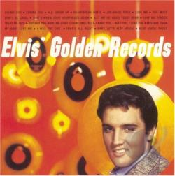Presley, Elvis - Elvis' Golden Records CD Cover Art