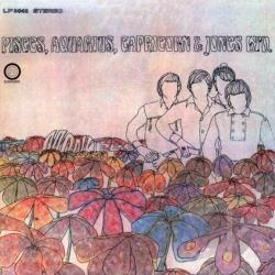 Monkees - Pisces, Aquarius, Capricorn & Jones Ltd. LP Cover Art