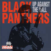 Black Panthers - Up Against The Wall CD Cover Art