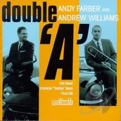 Farber, Andy - Double A CD Cover Art