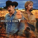 Brooks & Dunn - Red Dirt Road CD Cover Art