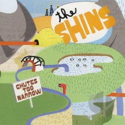 Shins - Chutes Too Narrow CD Cover Art