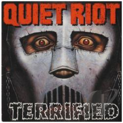 Quiet Riot - Terrified CD Cover Art