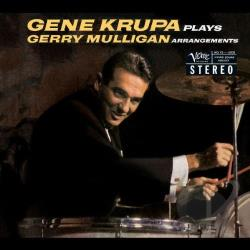 Krupa, Gene - Gene Krupa Plays Gerry Mulligan Arrangements CD Cover Art