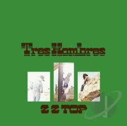 ZZ Top - Tres Hombres CD Cover Art